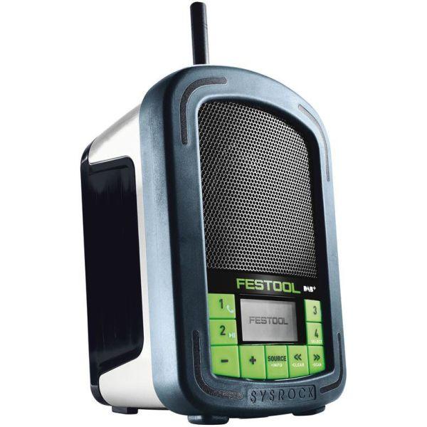 Festool BR10 DAB+ SYSROCK Radio