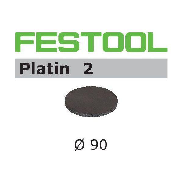 Festool STF PL2 Slippapper 90mm 15-pack S500