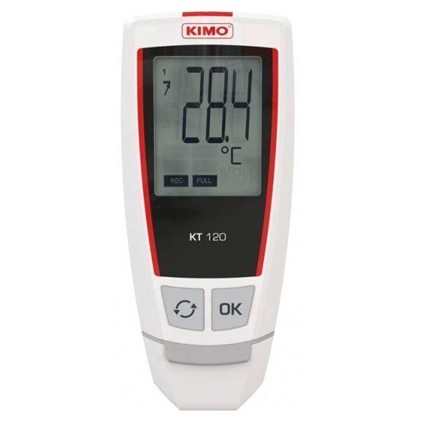 Lämpötilaloggeri Kimo KT120