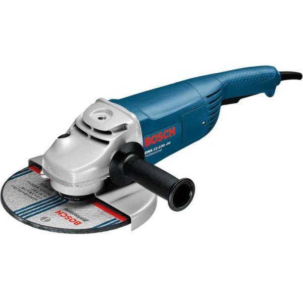 Vinkelsliper Bosch GWS 22-230 JH 2200 W