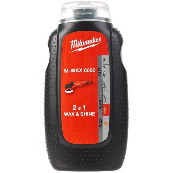 Polermiddel Milwaukee M-WAX 6000