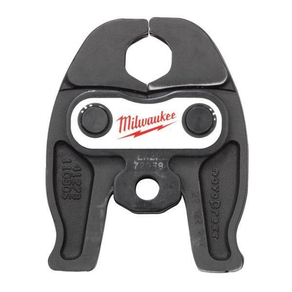 Pressback Milwaukee M12 V-profil  28mm