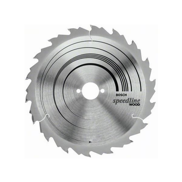 Sagklinge Bosch 2608640801 Speedline Wood 24T