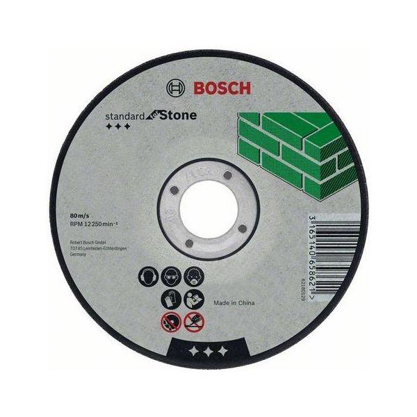 Kapskiva Bosch Standard for Stone  180x3mm 1-pack
