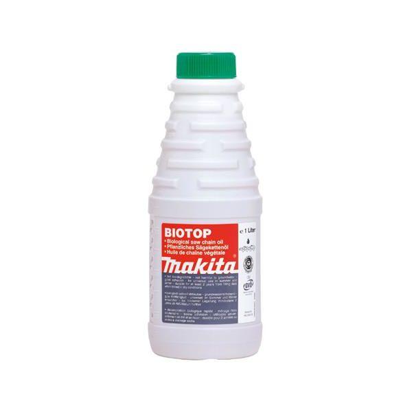 Kedjeolja Makita 980008610 Biotop 1 liter