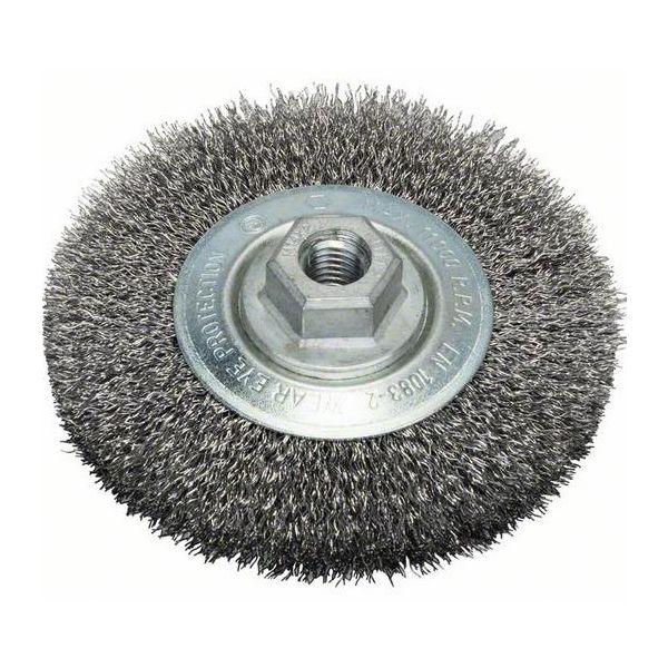 Bosch 2608622100 Stålborste M14 – Diameter 115mm