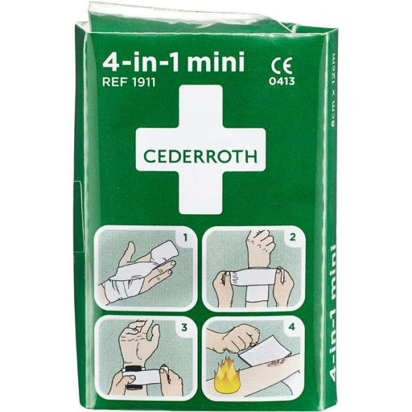 Blodstoppare Cederroth 1911 4-i-1 Mini