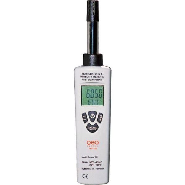 Luftfuktighetsmätare Geo Fennel FHT 100