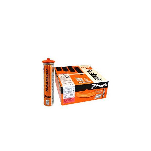 Paslode 390818 Spik med gaspatron, 16° 35x3,0mm 1 gaspatron