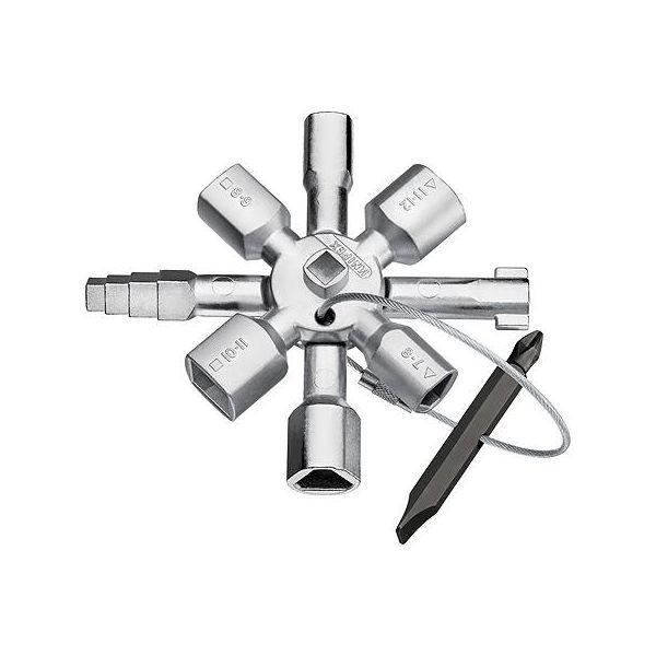 Universalnyckel Knipex 001101 TwinKey