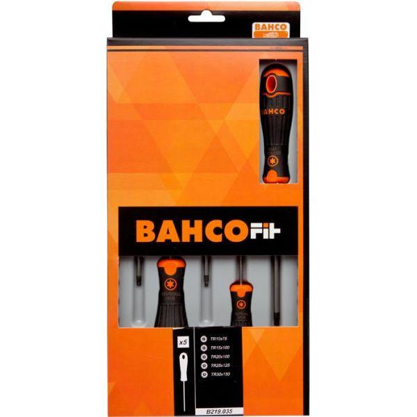 Skrutrekkersett Bahco B219.035