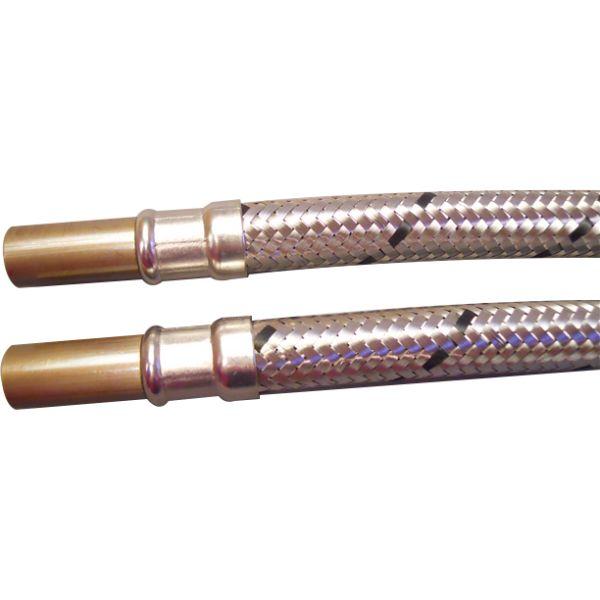 Anslutningsslang Neoperl 8192745 slätände, 15 mm 400 mm