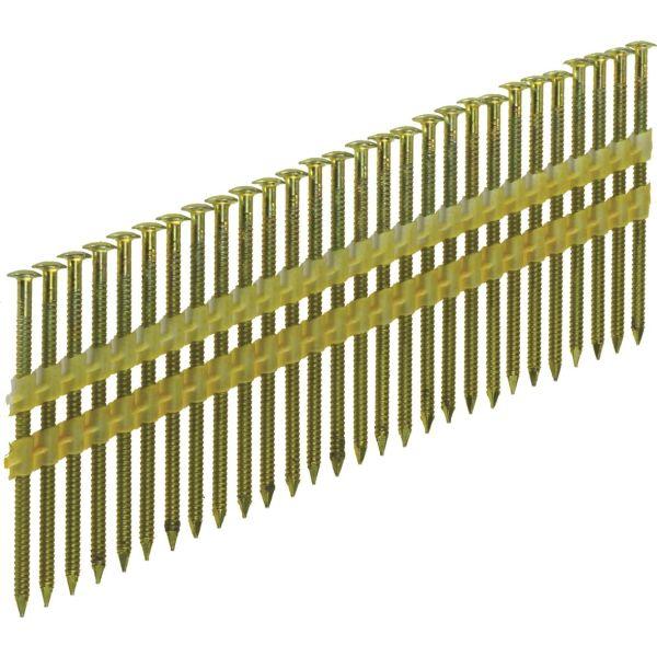 Senco AN50076 Spik rullbandad, blank, trådb. ring, 16° 2,5 x 50 mm, 9000-pack