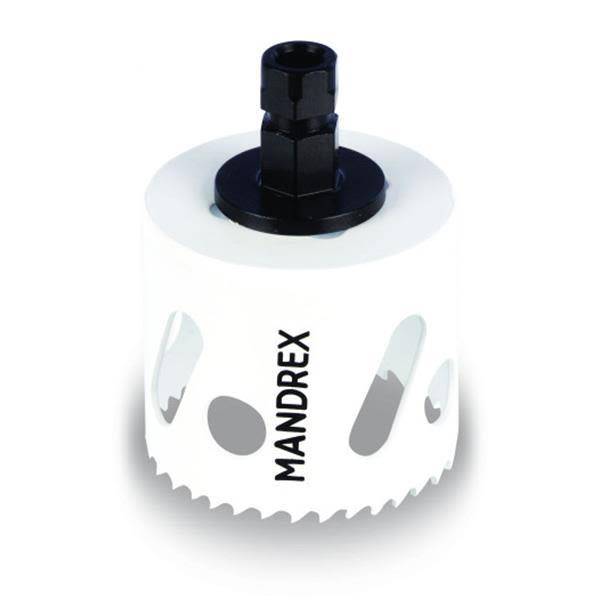 Mandrex SpeedXcut M42 Hålsåg Mxqs, bimetall 105 mm