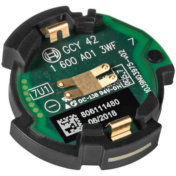 Spårningsenhet Bosch GCY 42 med Bluetooth