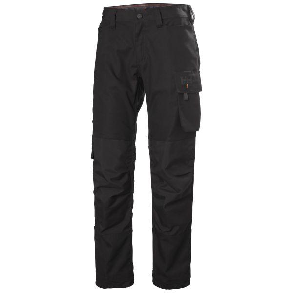 H/H Workwear Luna Arbetsbyxa svart C46