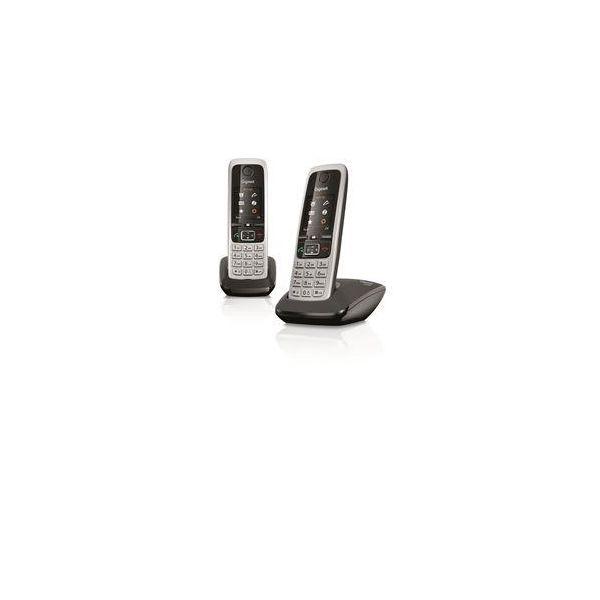 Telefon Panasonic 608812 2 st handenheter