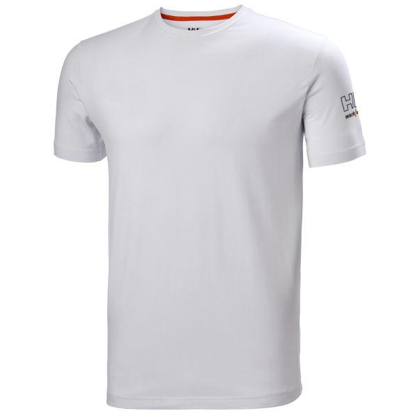H/H Workwear Kensington T-shirt vit 4XL
