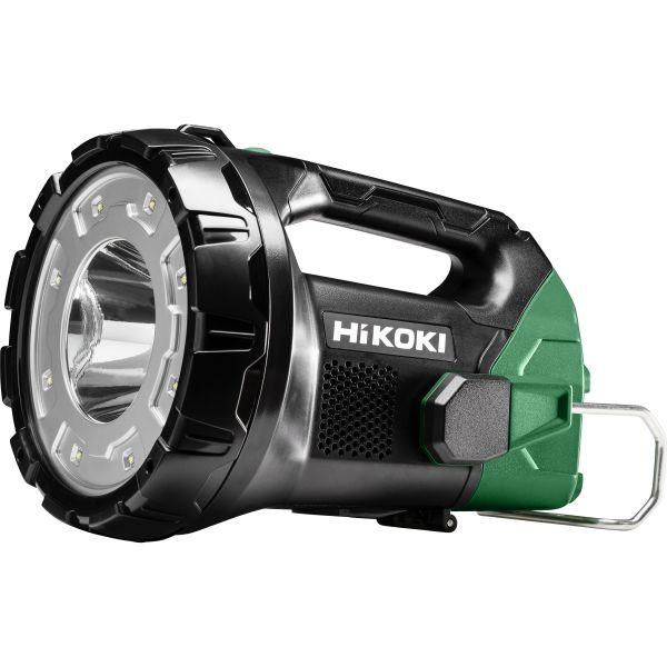 Arbeidslampe HiKOKI UB18DA uten batterier og lader