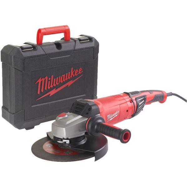 Milwaukee AGVKB 24-230 EKX DMS KIT Vinkelslip