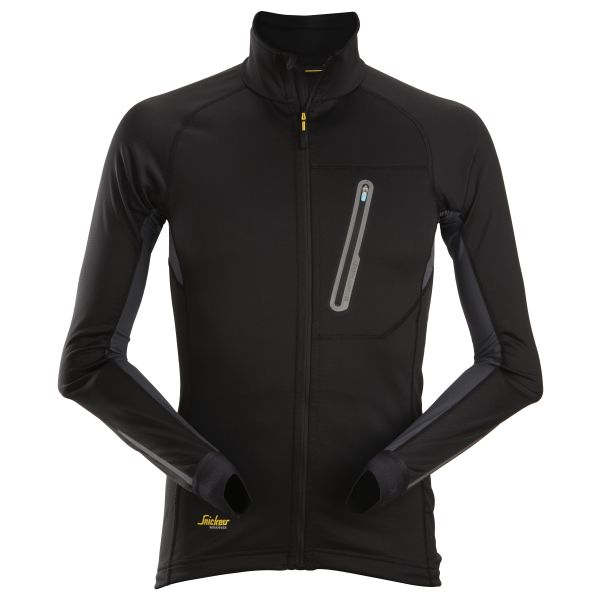 Sweatshirt Snickers 9448 LiteWork svart M