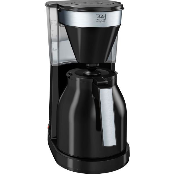 Thermbryggare Melitta Easy Top 2.0 Therm svart, 1080 W