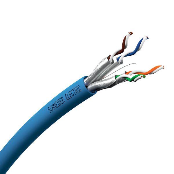 Schneider Electric VDICC62X218 Datakabel 8 ledare + 4 kablar rund