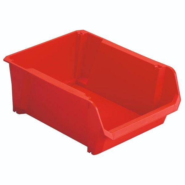 Förvaringslåda STANLEY STST82745-1  Röd