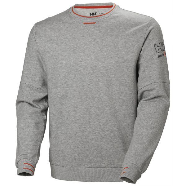 Sweatshirt Helly Hansen Workwear Kensington grå XL