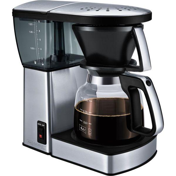 Kaffebryggare Melitta Excellent 4.0 stål, 1455 W