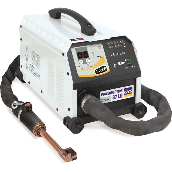 Induktionsvärmare GYS Powerduction 37 LG 3700 W