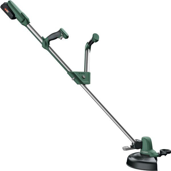 Grästrimmer Bosch DIY Universal Grasscut 18-260 med 2,0Ah batteri och laddare