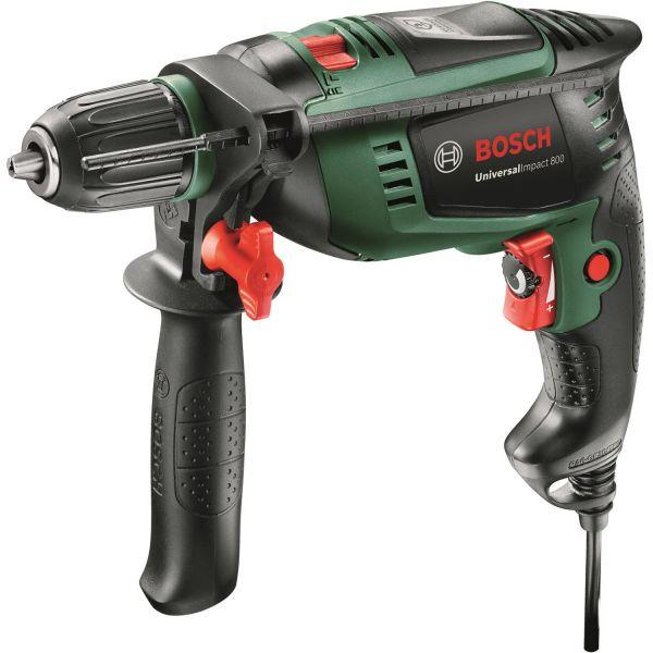 Bosch DIY Universal Impact 800 Slagborr 800 W