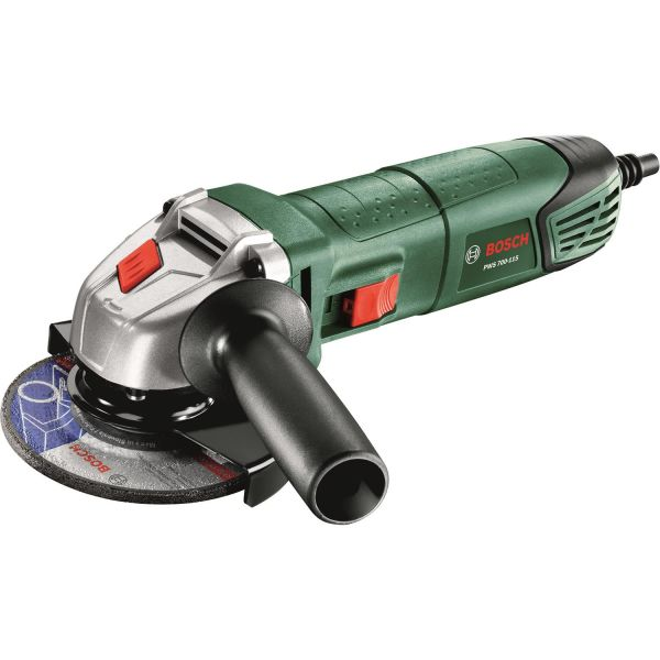 Vinkelslip Bosch DIY PWS 700-115 700 W