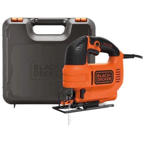 Sticksåg Black & Decker KS701PEK-QS 520 W