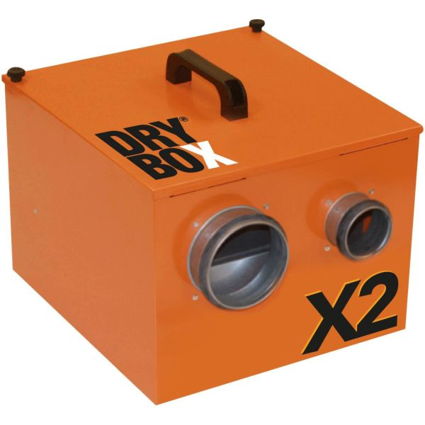 Avfuktare Drybox X2 upp till 250 m²