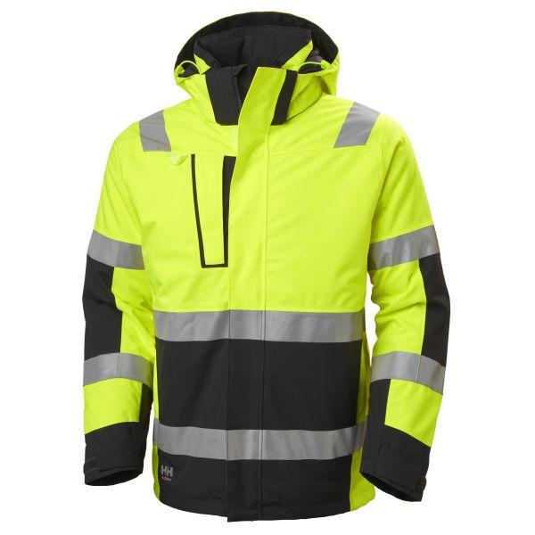H/H Workwear Alna 2.0 Jacka gul varsel 4XL