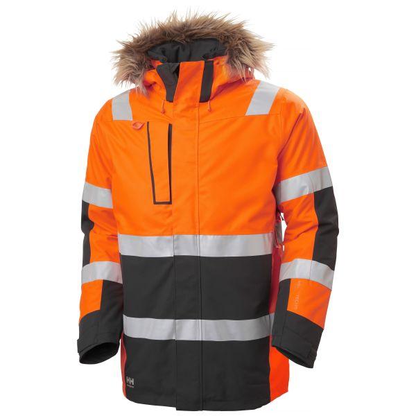 H/H Workwear Alna 2.0 Jacka orange varsel 4XL