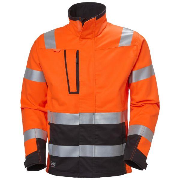 H/H Workwear Alna 2.0 Jacka orange varsel S