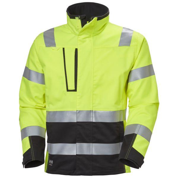 H/H Workwear Alna 2.0 Jacka gul varsel XXL