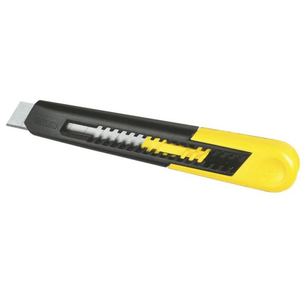 Brytbladskniv STANLEY 0-10-151 18 mm
