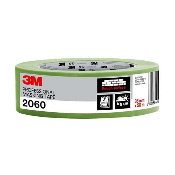 Bilde av 3m 2060 Maskeringsteip 36 Mm X 50 M