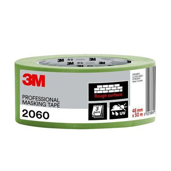Bilde av 3m 2060 Maskeringsteip 48 Mm X 50 M