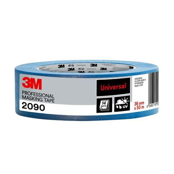 Bilde av 3m 2090 Maskeringsteip 36 Mm X 50 M