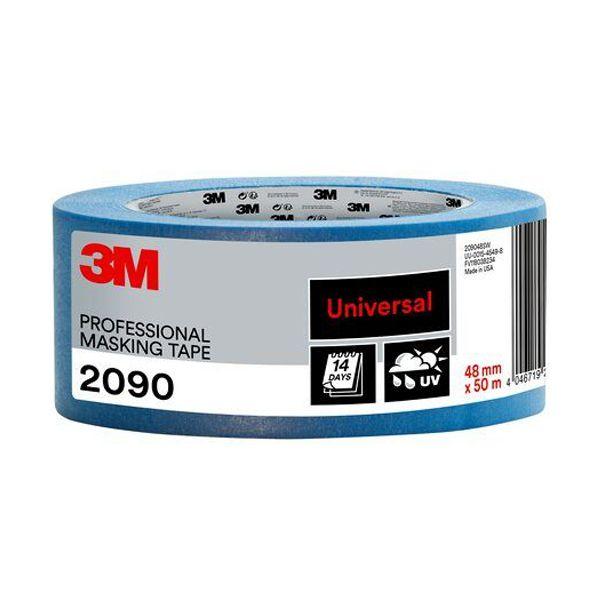 Bilde av 3m 2090 Maskeringsteip 48 Mm X 50 M