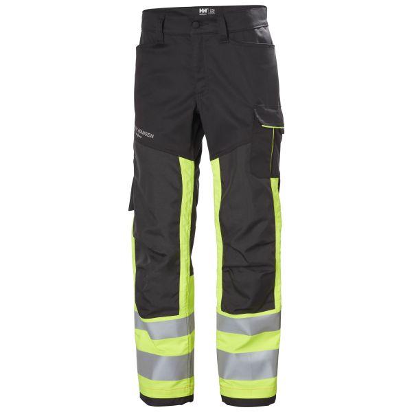 H/H Workwear Alna 2.0 Arbetsbyxa gul varsel C48