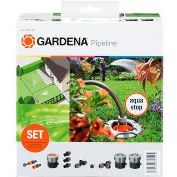 Startpakke Gardena Pipeline for hagerørledning