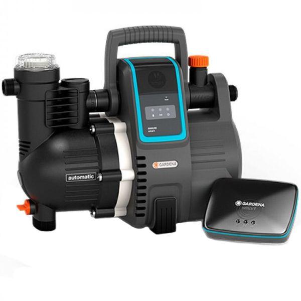 Trykkpumpe Gardena Smart 5000/5E med smart Gateway