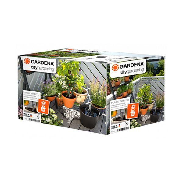 Ferievanning Gardena City gardening