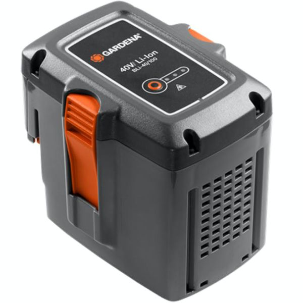 Gardena BLi-40/100 Batteri Li-Ion, 40 V, 2,6 Ah